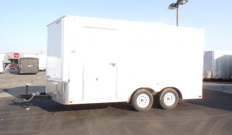 2021 H & H 14' Enclosed Utility Trailer