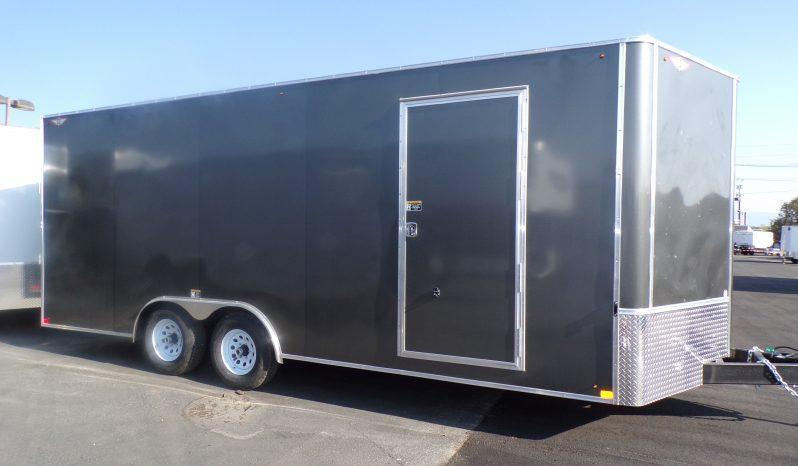 2021 H and H Trailer 20' Enclosed Trailer Enclosed Cargo Trailer