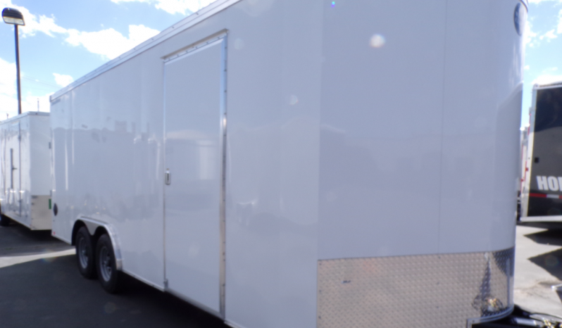 2020 Wells Cargo 20' Enclosed Trailer