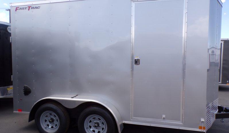 2020 Wells Cargo 12' Enclosed Trailer