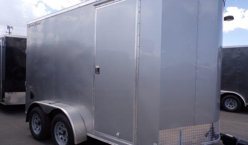 2020 Wells Cargo 12' Enclosed Trailer