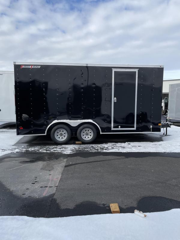 2021 Wells Cargo 16' Enclosed Trailer