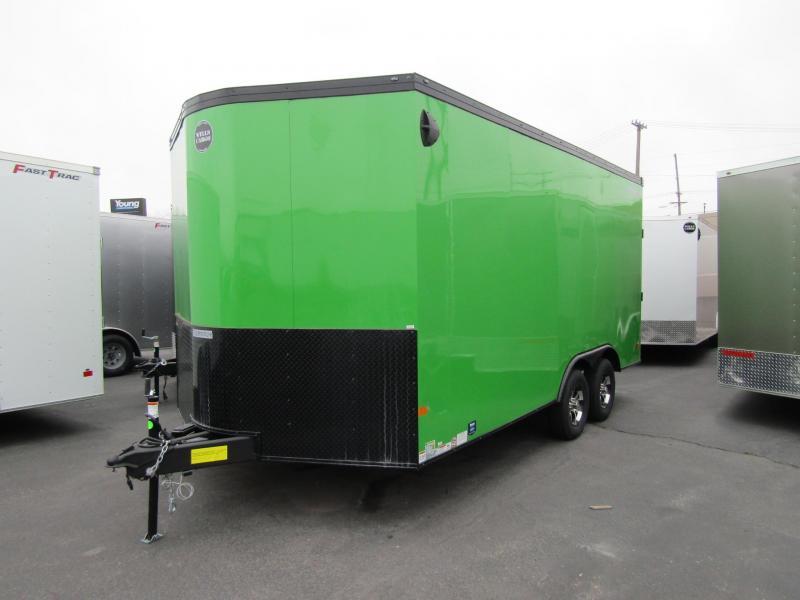 2021 Wells Cargo 16' Enclosed  Trailer