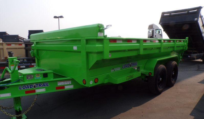 2020 Load Trail 14' Dump Trailer