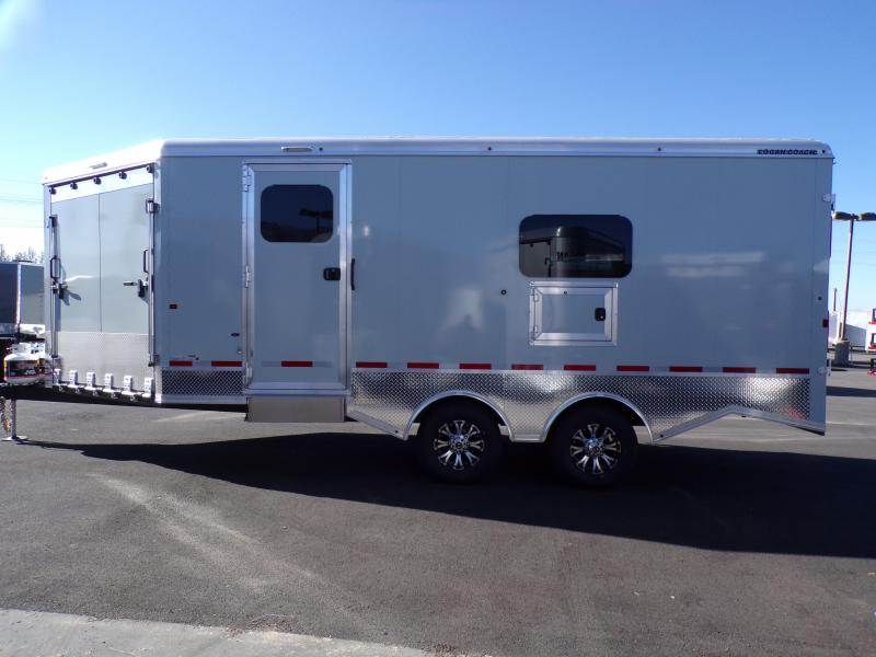 2021 Logan Coach Multi-Sport Trailer