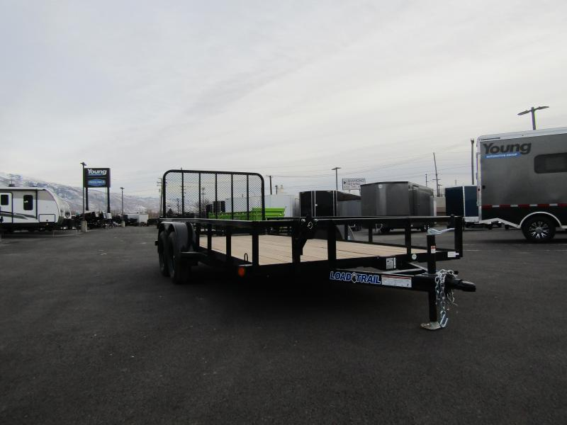 2021 Load Trail 16' Flatbed Utility Trailer