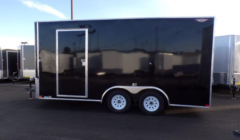 2021 H and H Trailer 16' Enclosed Cargo Trailer Enclosed Cargo Trailer