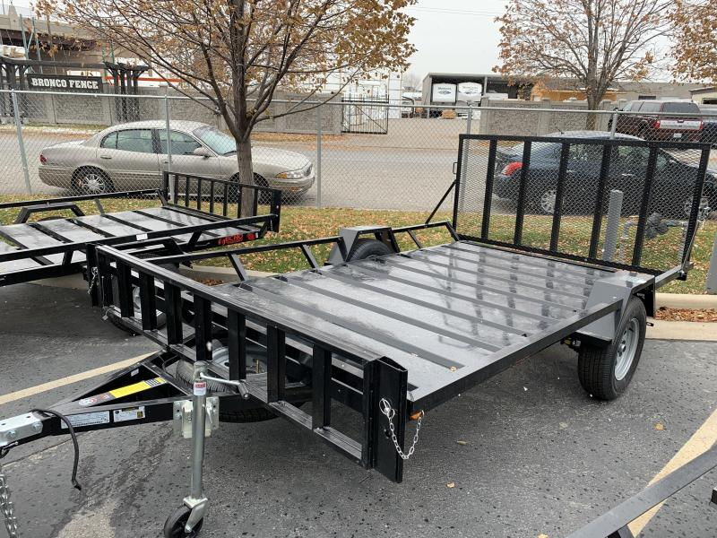2021 Echo 14' Flatbed ATV Trailer