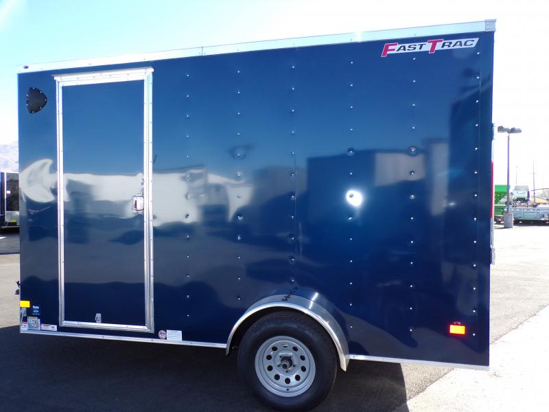 2021 Wells Cargo 12' Enclosed Trailer