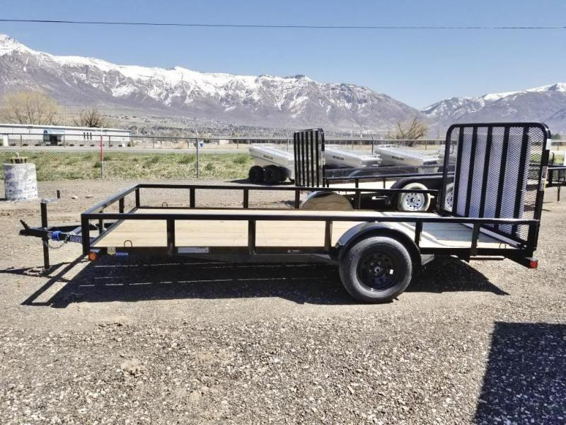 2021 Load Trail 14'  Flatbed ATV Trailer