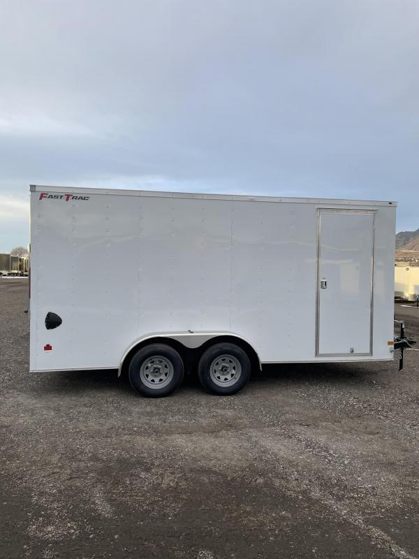 2021 Wells Cargo Deluxe Enclosed Trailer