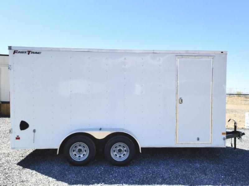 2021 Wells Cargo 16'Deluxe Enclosed Cargo Trailer