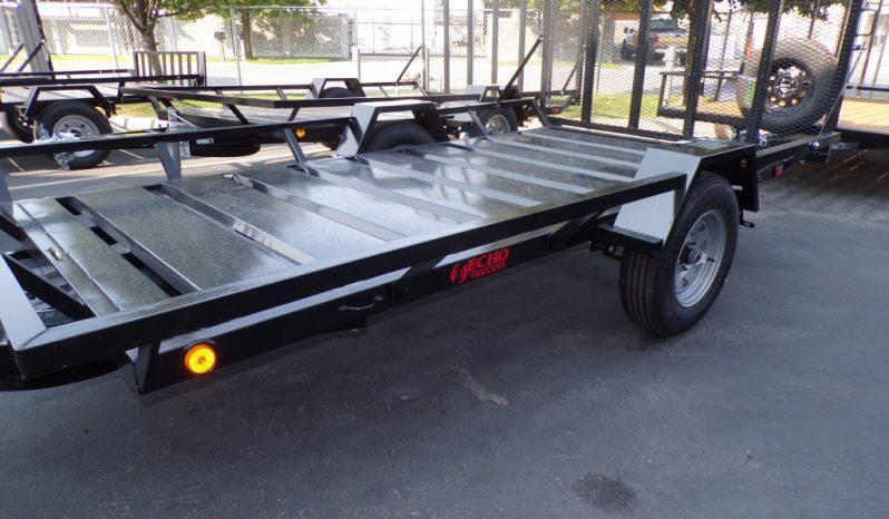 2021 Echo ATV/ UTV Flatbed Trailer