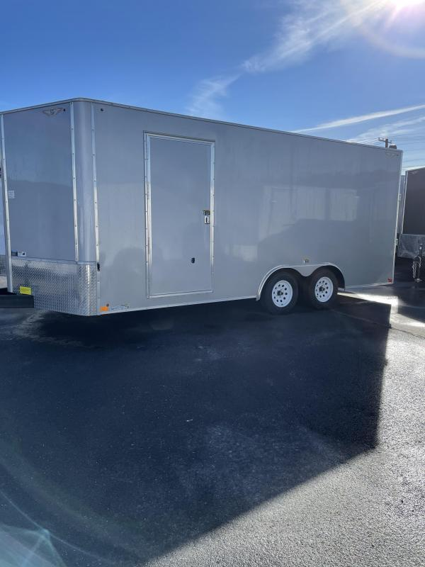 2021 H and H 18' Enclosed Trailer
