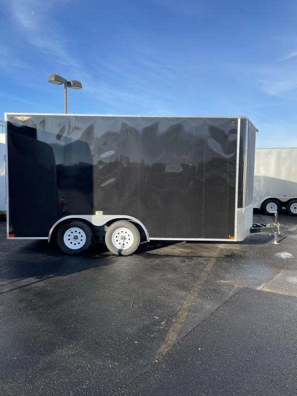 2021 H & H 14' Enclosed Trailer On Special