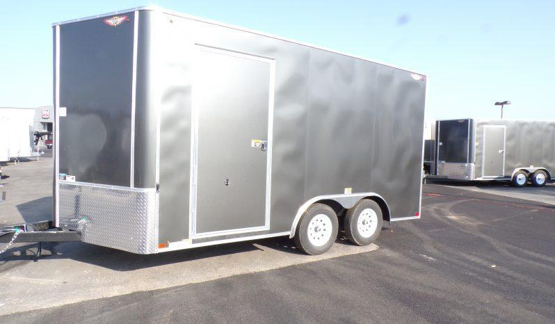 2021 H and H Trailer 14 Enclosed Trailer Enclosed Cargo Trailer