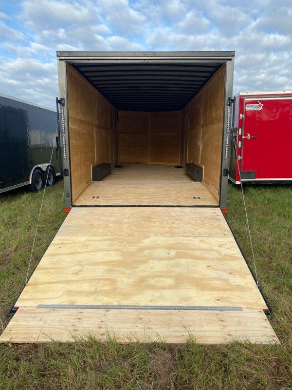2021 Rock Solid Cargo 8.5 x 24 TA Enclosed Cargo Trailer