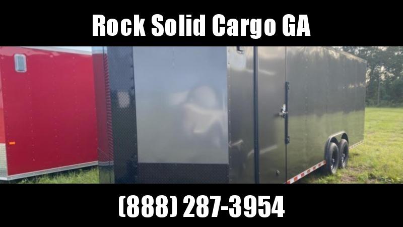 2022 Rock Solid Cargo 8.5 x 24 TA Enclosed Cargo Trailer
