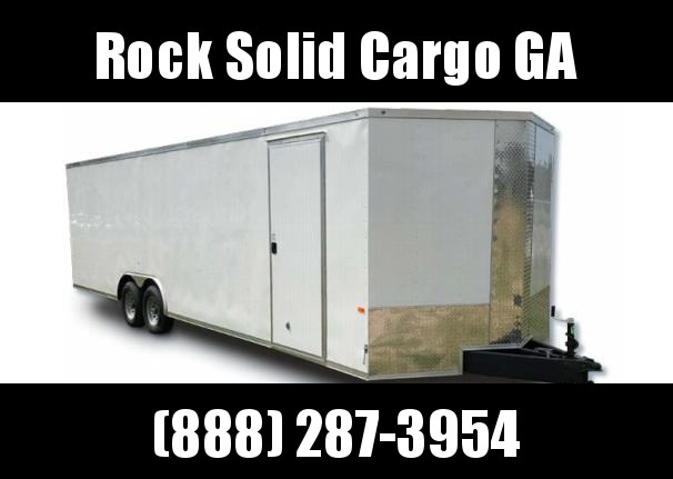 2021 Rock Solid Cargo 8.5 x24 TA Enclosed Cargo Trailer