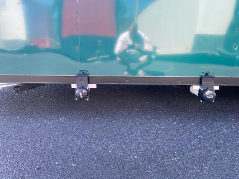 2021 Rock Solid Cargo 8.5 x24 TA Enclosed Cargo Trailer / Toy Hauler