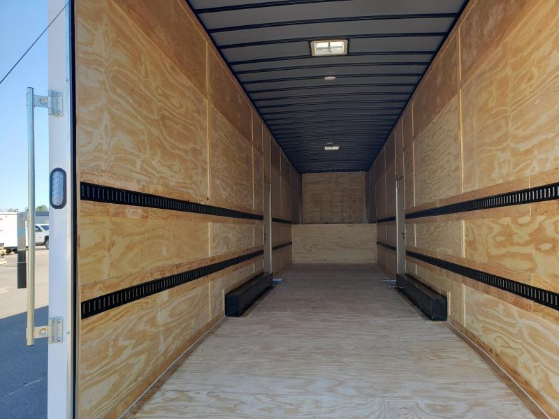 2021 Rock Solid Cargo 8.5x44 Gooseneck Enclosed Cargo Trailer