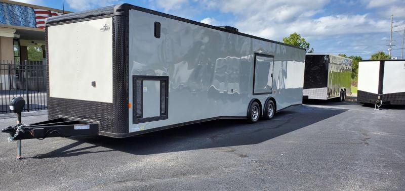 2021 Rock Solid Cargo 8.5 x32 TA Enclosed Cargo Trailer / Race Car Hauler