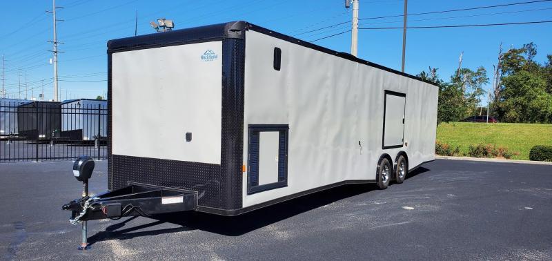 2021 Rock Solid Cargo 8.5 x32 TA Enclosed Cargo Trailer / Race Car Hauler