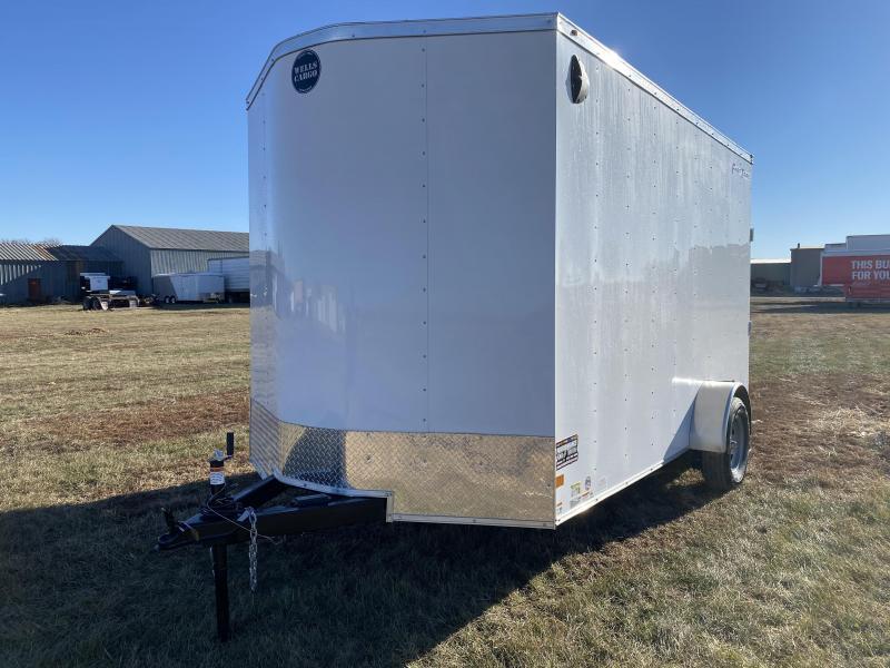 2021 Wells Cargo FT712S2-D Enclosed Cargo Trailer