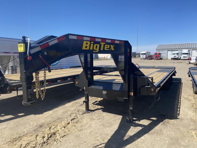 2022 BIG TEX 22GN 20'+5' GOOSENECK TRAILER