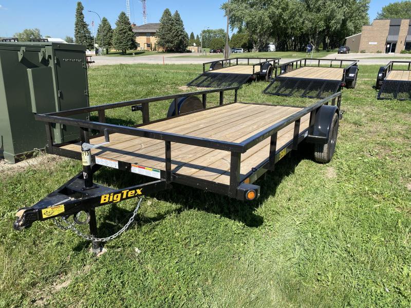 "2022 Big Tex 35SA 77"" X 14' Utility Trailer"