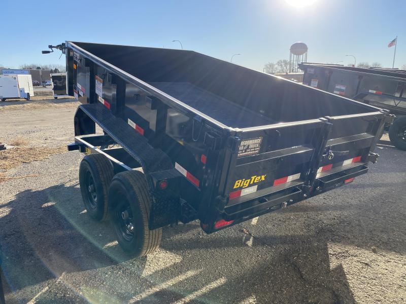 "2021 Big Tex Trailers 72"" X 10' Dump Trailer"