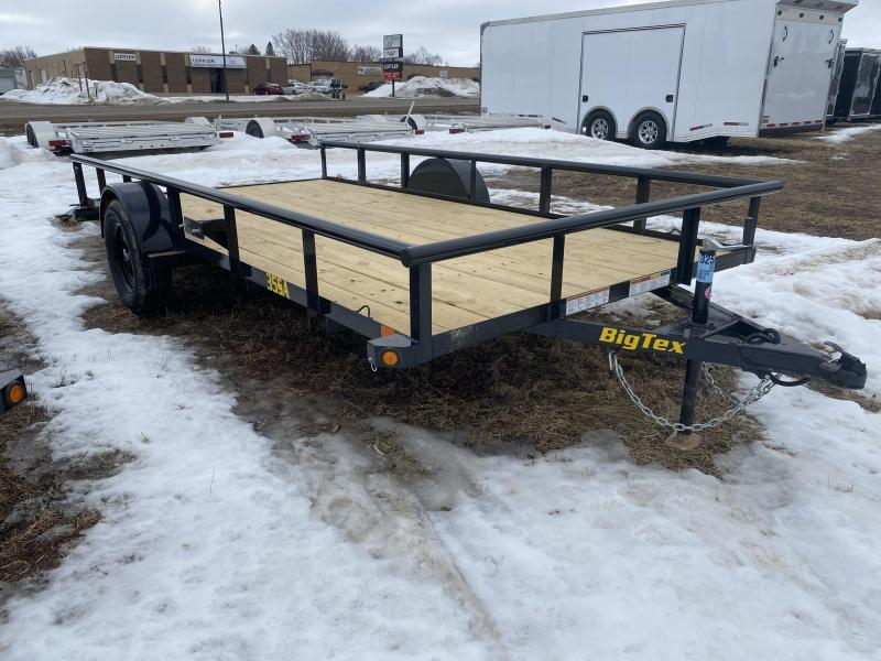 "2021 Big Tex Trailers 35SA 83"" X 14' Utility Trailer"