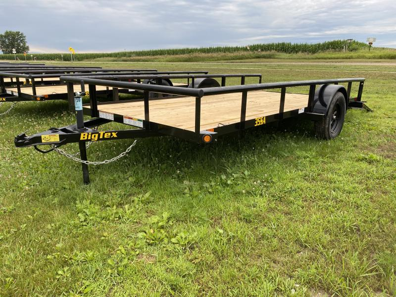 2021 Big Tex Trailers 35SA 77'' X 14' Utility Trailer