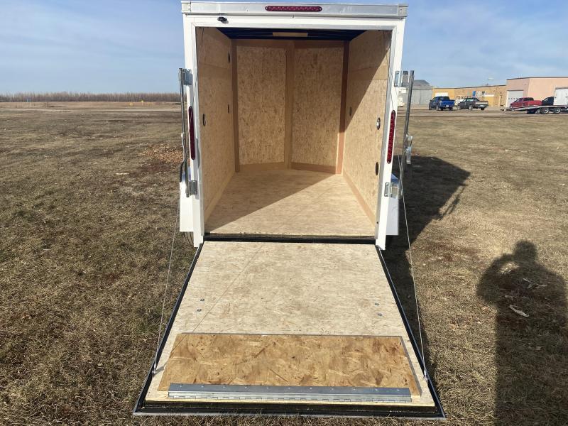 2021 Wells Cargo 5x8 Enclosed Cargo Trailer