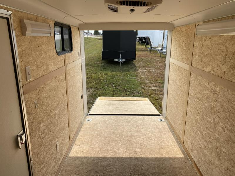 2020 Wells Cargo RFV 6X12 Enclosed Cargo Trailer