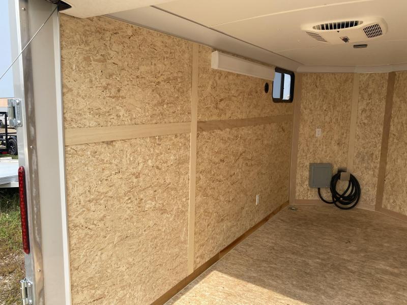 2020 Wells Cargo RFV 6X12 Enclosed Cargo Trailer