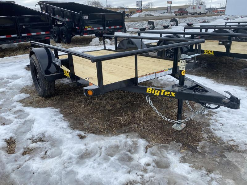 2021 Big Tex Trailers 30SA 5' X 8' Utility Trailer