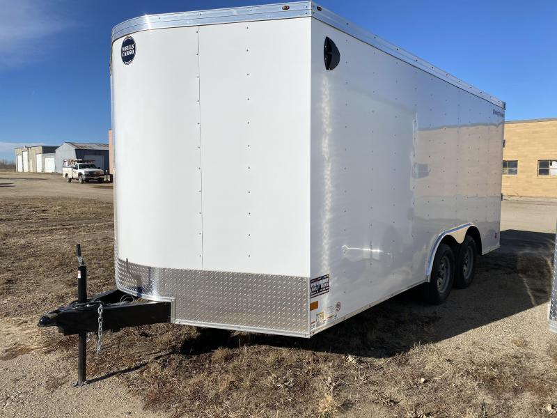 2021 Wells Cargo FT 8'5'' X 16' Enclosed Cargo Trailer