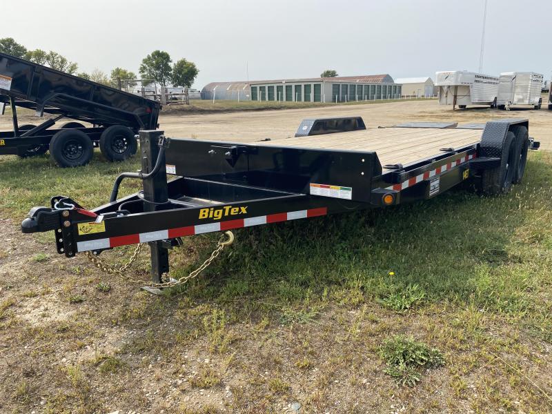 "2021 Big Tex Trailers 14ET 83"" X 20' Equipment Trailer"