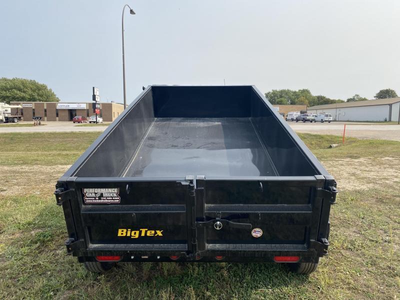 "2021 Big Tex Trailers 70SR 60"" X 10' Dump Trailer"
