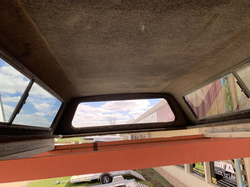 1 - ARE V-SERIES 8FT TRUCK TOPPER (SILVERADO/SIERRA 07-13)
