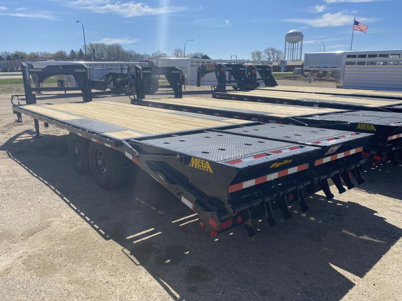 2021 BIG TEX 14GN 20'+5' GOOSENECK TRAILER