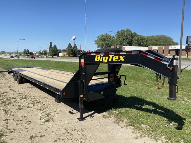 2022 Big Tex Trailers 22GN 102 x 35+5