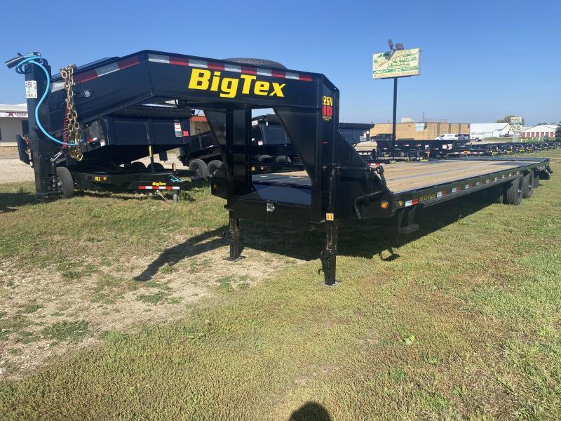 """2022 Big Tex Trailers 102' X 30' + 5"""" Flatbed Trailer"""