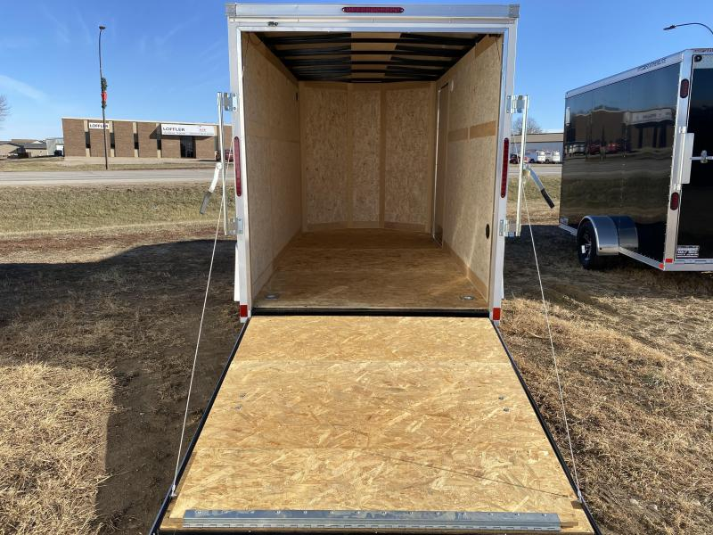 2021 Wells Cargo 6' X 12' Enclosed Cargo Trailer