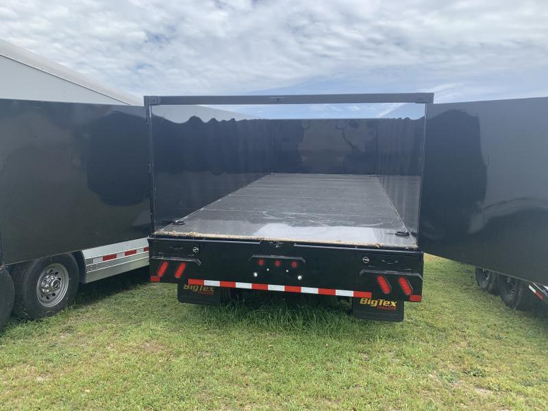 """2019 Big Tex Trailers 25DU 92"""" x 20' Dump Trailer"""