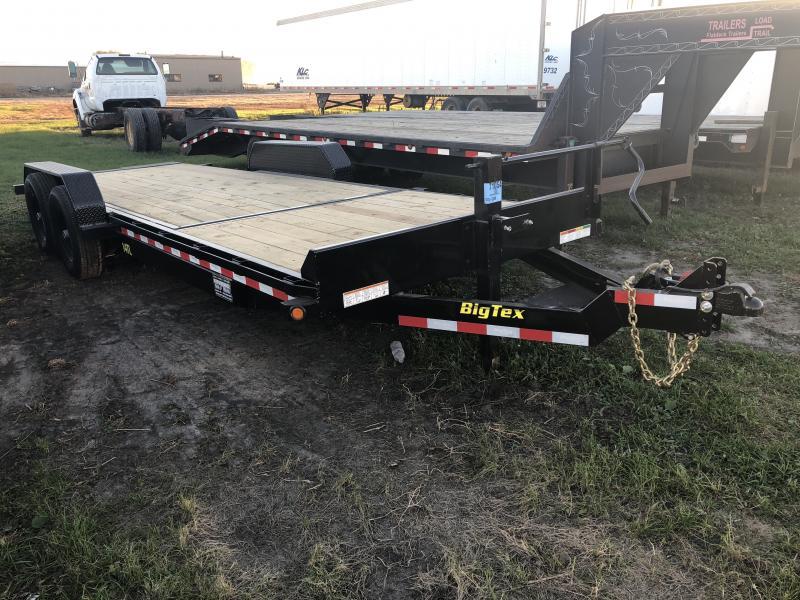 "2019 Big Tex Trailers 14TL 83"" x 22' Equipment Trailer"