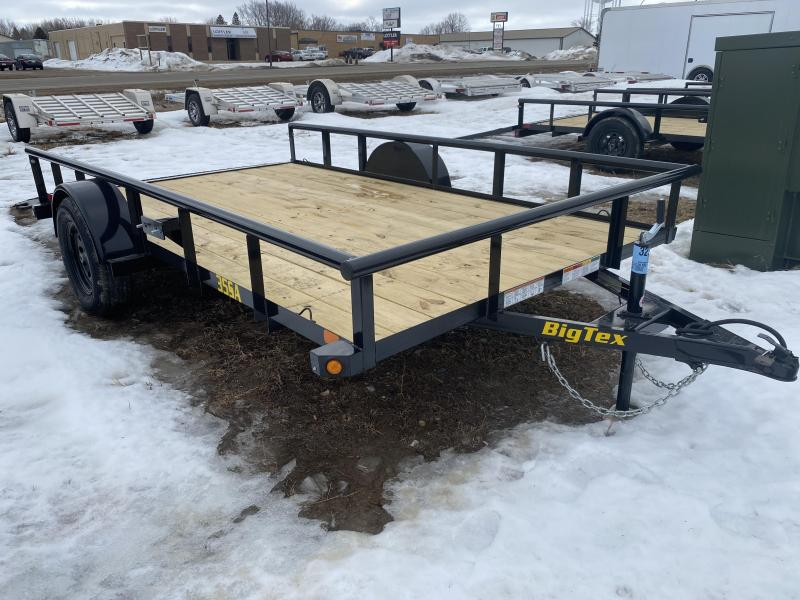 "2021 Big Tex Trailers 35SA 83"" X 12' Utility Trailer"