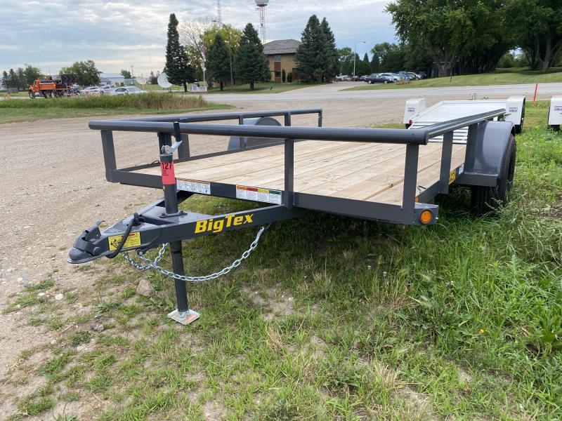 2021 Big Tex Trailers 35SA 77'' X 10' Utility Trailer