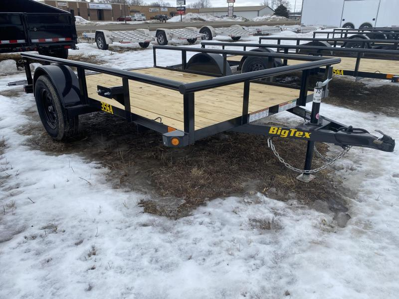 "2021 Big Tex Trailers 35SA 77"" X 10' Utility Trailer"